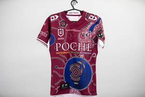 11 - Joel Thompson Indigenous Jersey 20201