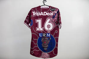 16 - Sean Keppie Indigenous Jersey 20202