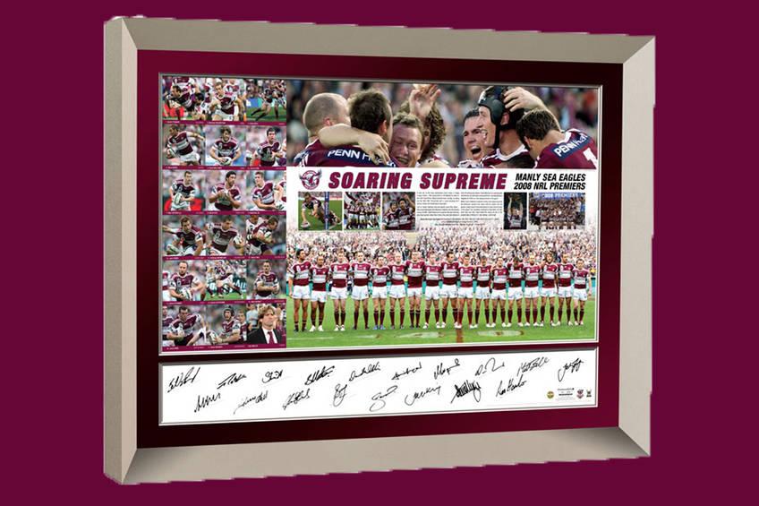 2008 Premiership Squad