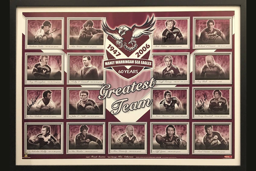 Manly Greatest Team0