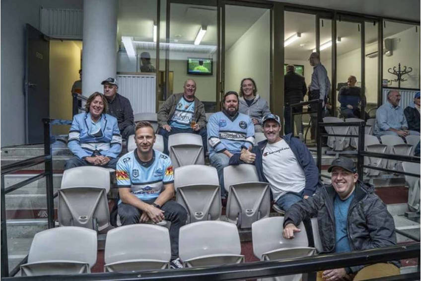 Cronulla Sharks Private Suites2