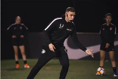 Virtual Football Coaching with Lee Jones