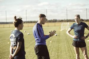 Virtual Football Coaching with Lee Jones1