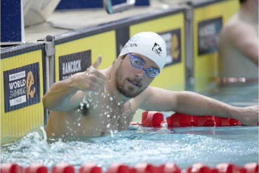 Virtual PT session, swimming experience or personalised Q&A with Paralympian Jacob Templeton0
