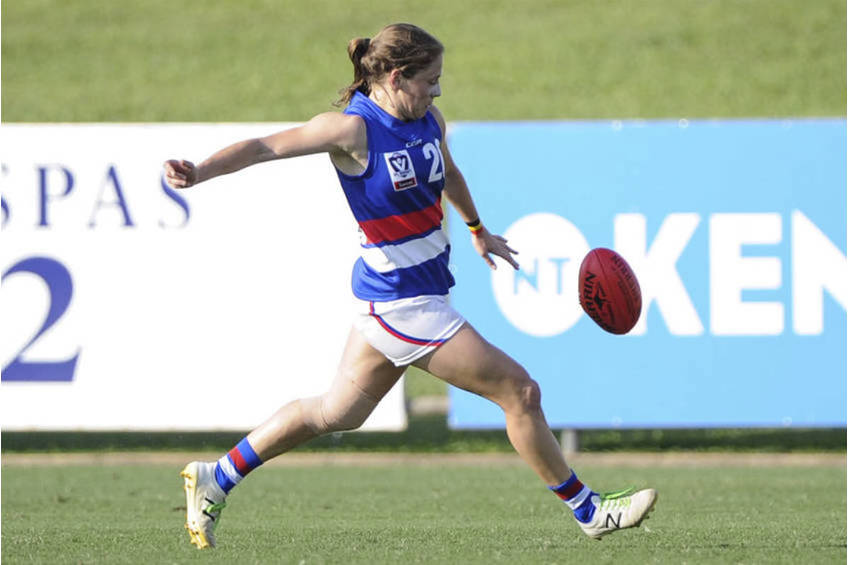 Aussie Rules Ashleigh Guest Training Experience0