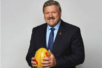 Aussie Rules Brian Taylor at your next event!