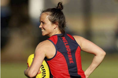 Aussie Rules Daisy Pearce at your next  event!