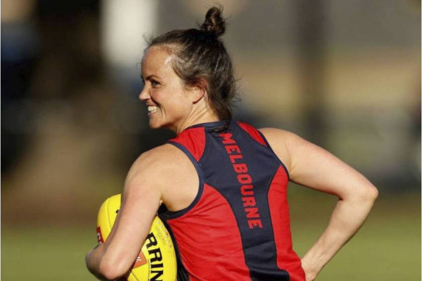 Aussie Rules Daisy Pearce at your next  event!0