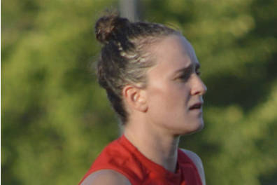 1 on 1 Zoom Session with Aussie Rules Harriet Cordner