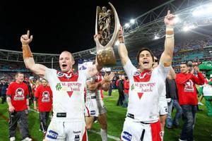Rugby League Jamie Soward Experience1