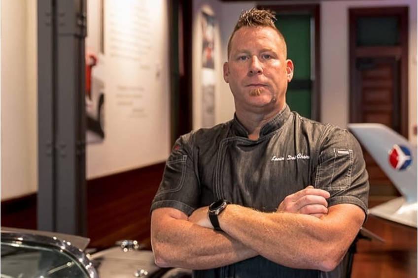 Chef Kevin Des Chenes Virtual Class1