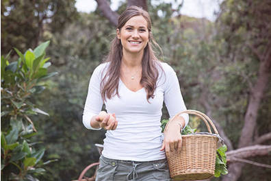 Nutritionist Kelly Richardson Experience