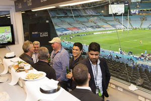 Bankstown Bulldogs First Class Experience1