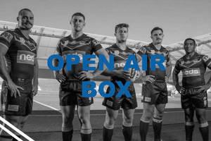 Gold Coast Titans Open Air Box Experience0
