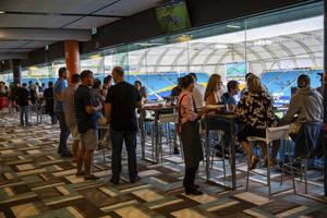 Gold Coast Titans NEDS Club Lounge1
