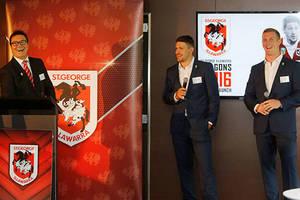 St George Illawarra Dragons Chairman's Club1