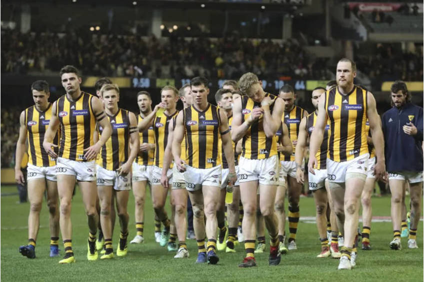 Hawthorn President's Function Experience1