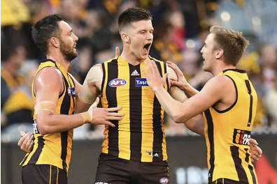 Hawthorn President's Function Experience