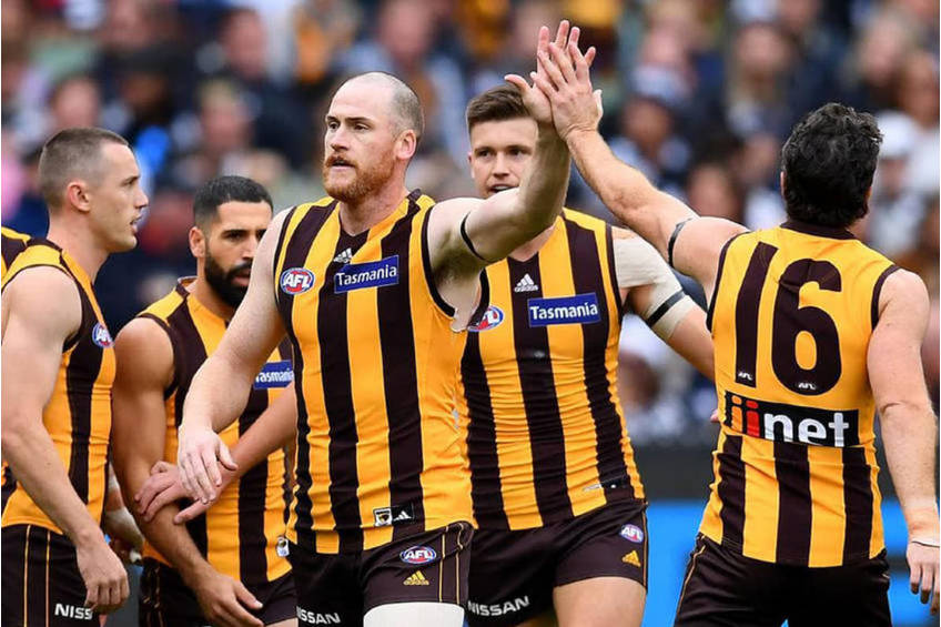 Hawthorn President's Function Experience2