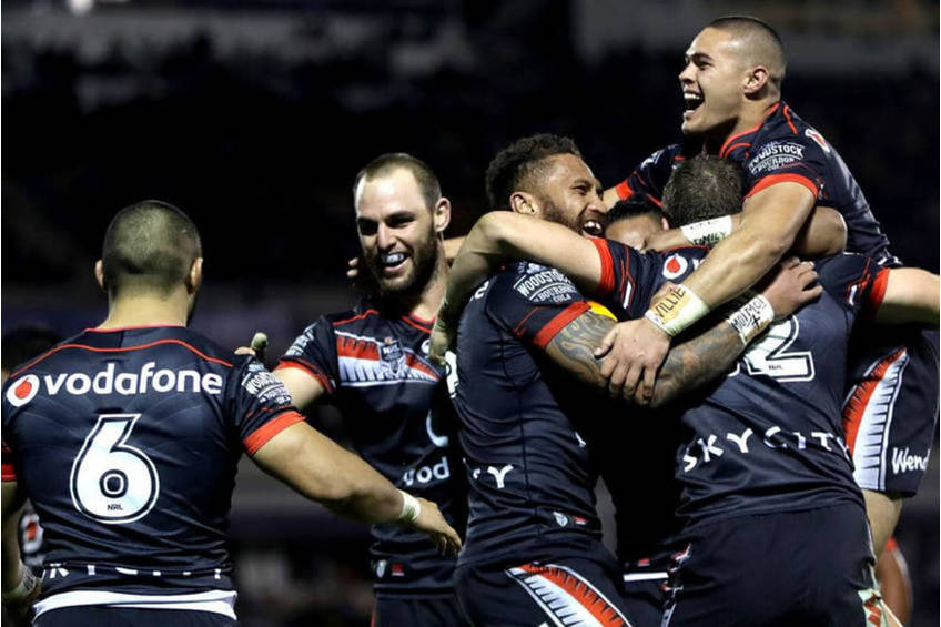 Vodafone Warriors Club Lounge Experience0