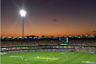 Tour the GABBA Stadium with a sporting great