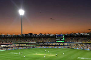 Tour the GABBA Stadium with a sporting great0
