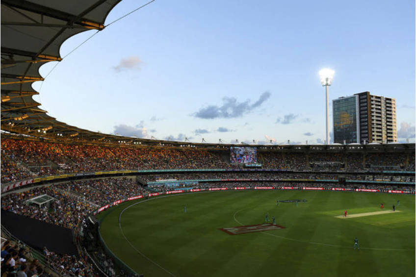 Tour the GABBA Stadium with a sporting great1
