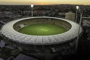 Tour the GABBA Stadium with a sporting great2