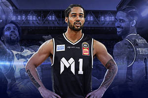 NBL Star Melo Trimble Signed Item0