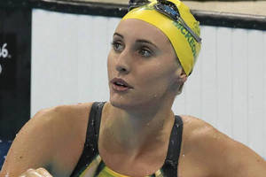 Taylor McKeown Swimming Clinic Experience1