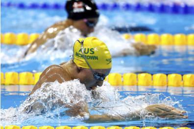 Taylor McKeown Swimming Clinic Experience