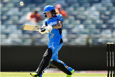 Sarah Coyte Cricket Training Experience