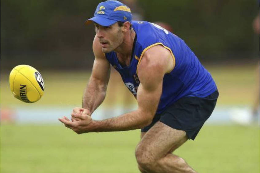 Aussie Rules Shannon Hurn EXPERIENCE0