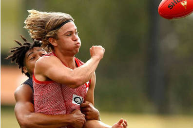 Aussie Rules James Rowbottom EXPERIENCE