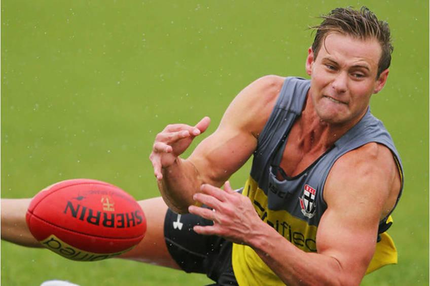 Aussie Rules David Armitage EXPERIENCE0