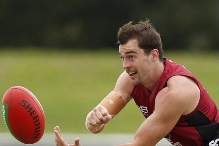 Aussie Rules Daniel McKenzie EXPERIENCE0