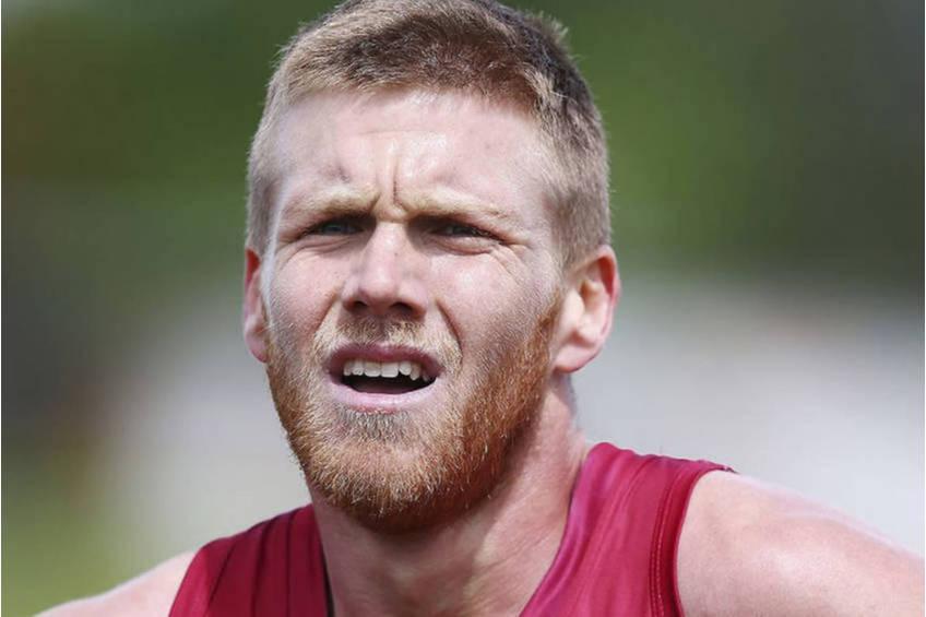 Aussie Rules Daniel Hannebery EXPERIENCE0
