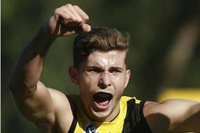 Aussie Rules Callum Coleman EXPERIENCE
