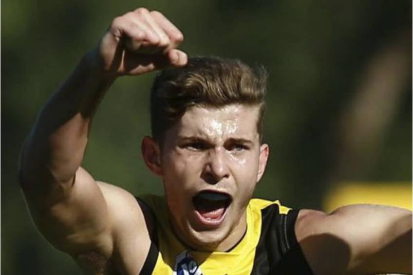Aussie Rules Callum Coleman EXPERIENCE0
