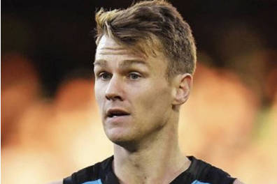 Aussie Rules Robbie Gray EXPERIENCE