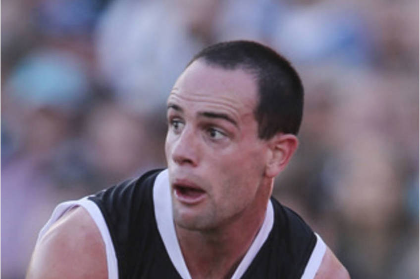 Aussie Rules Matthew Broadbent EXPERIENCE0