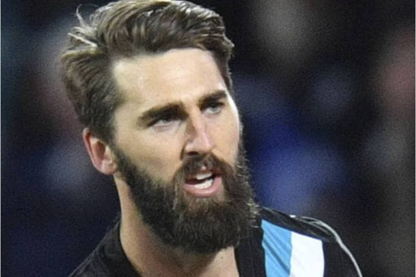Aussie Rules Justin Westhoff EXPERIENCE0