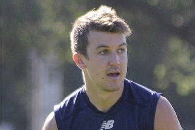 Aussie Rules Jack Trengove EXPERIENCE