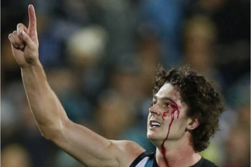 Aussie Rules Darcy Byrne-Jones EXPERIENCE0