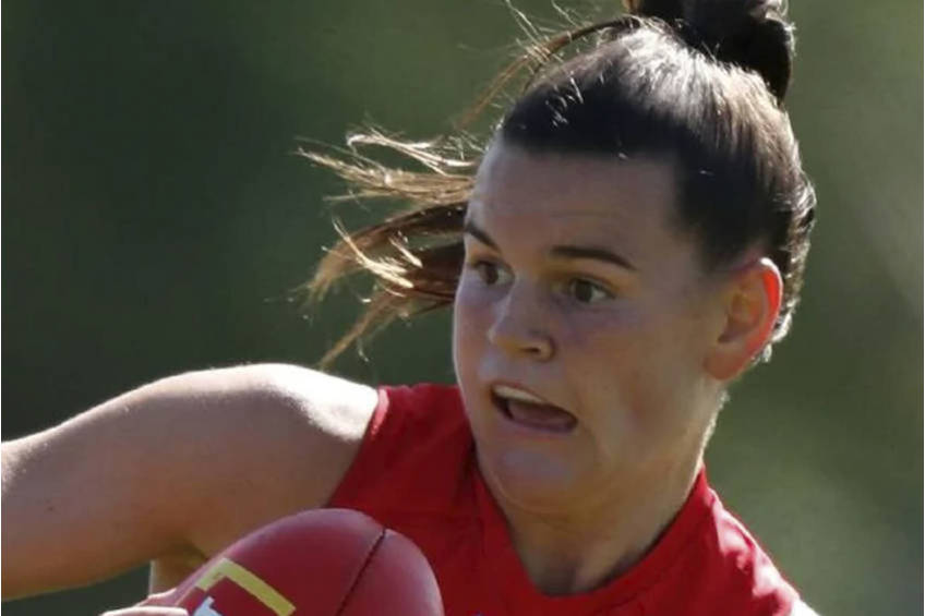 Aussie Rules Lily Mithen EXPERIENCE0