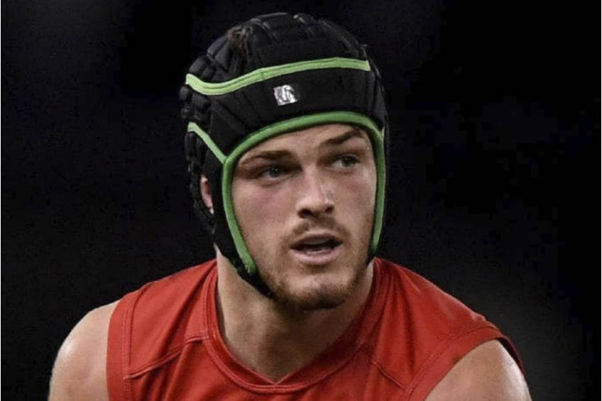 Aussie Rules Angus Brayshaw EXPERIENCE0