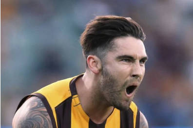 Aussie Rules Chad Wingard EXPERIENCE