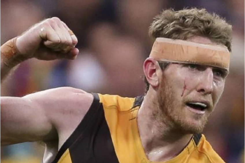 Aussie Rules Ben McEvoy EXPERIENCE0