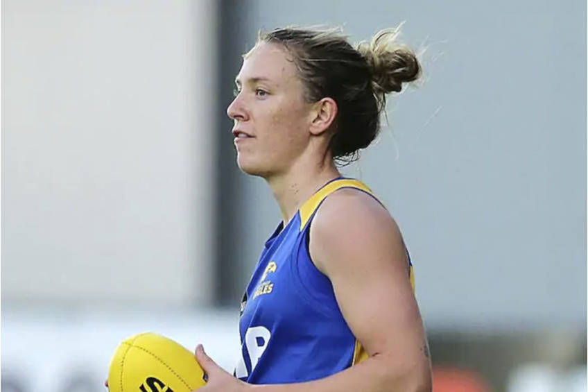 Aussie Rules Emma Swanson EXPERIENCE0