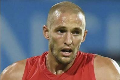 Aussie Rules Sam Reid EXPERIENCE